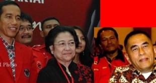 Joko-Widodo-Megawati-Ryamizard