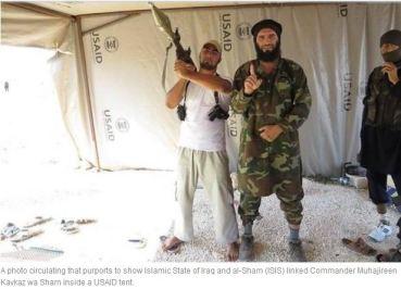 Tenda USAID