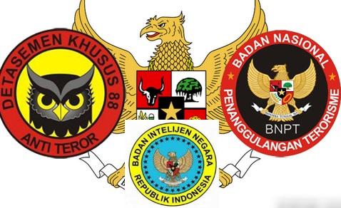 Densus, BIN dan BNPT akan mendapat tantangan berat pada masa-masa mendatang dalam menghadapi terorisme (Foto :islamedia)