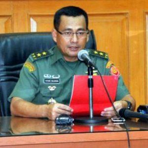 Mayjen TNI Tatang Sulaiman kapuspen TNI