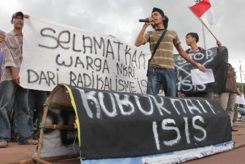 Demo Anti-Radikalisme Agama