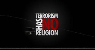 Terorism has no religion