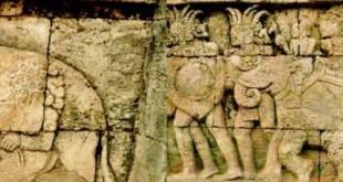 Relief Peradaban Maya