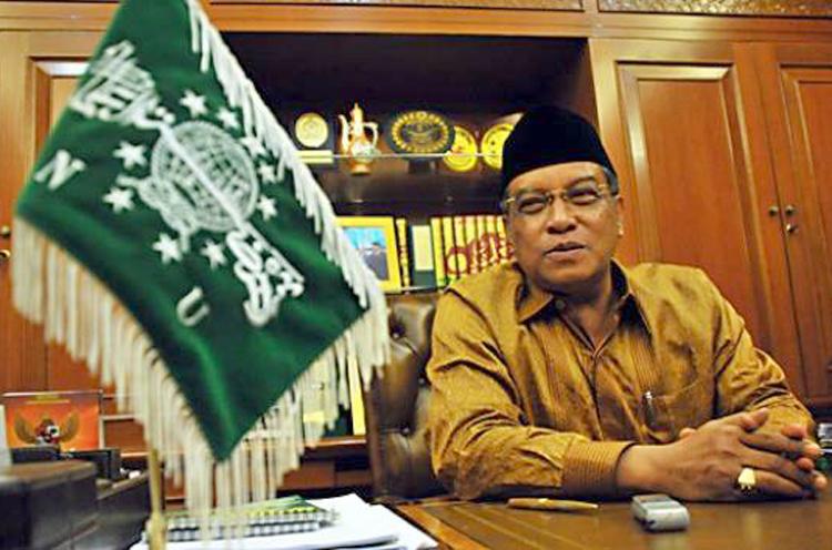 Ketua Umum PBNU, KH Said Aqil Siradj (foto; aktual)