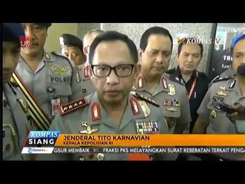 Kapolri Jenderal Tito Karnavian patut diacungi jempol, sukses mengamankan demo. Dengan tegas menyatakan bahwa yang tidak berkepentingan tidak usah hadir dalam demo 505, dan supaya demo tertib (Foto; Youtube)