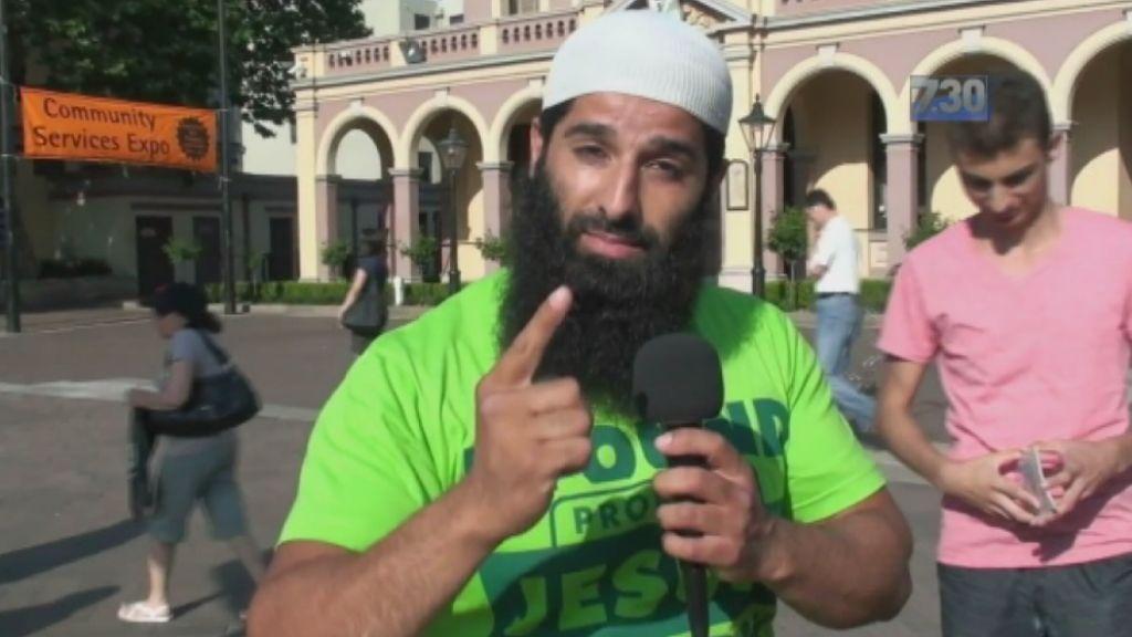 Tokoh teroris ISIS asal Australia Mohammad Ali Baryalei, pengatur kodal ke Australia, setelah tewas, teror di Australia reda (foto :ABC)