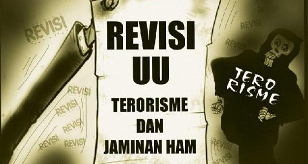 Semua tindakan penanggulangan maupun pencegahan terorisme harus bermuara dalam UU No.15/2003 yang sedang digodok untuk revisi (foto : Cirebon)