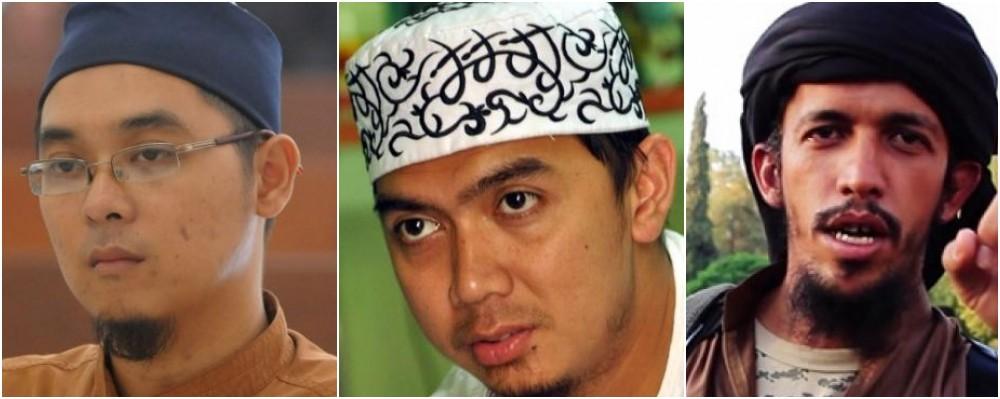 Apakah ketiga mereka ini ( Bahrun Naim, Bahrumsyah dan Abu Jandal) sebagai principle atau arsitek dan penyandang dana aksi teror di Indonesia? Ataukah ada kekuatan proxy lain yang memanfaatkan mereka ? (Foto : Harian Indo)