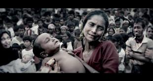 Masyarakat Muslim di Rohingnya dibantai oleh pemerintahnya sendiri