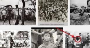 Pembantaian yang dilakukan PKI