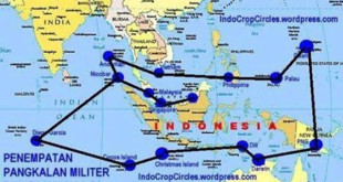 Indonesia Dikepung Asing