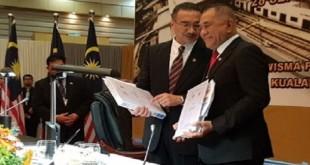 Menhan Ryacudu, Malaysia dan Kejahatan Trans-Nasional