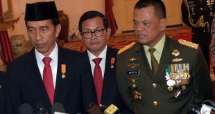 Jokowi - Gatot